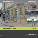 Furnitubes Cycle Shelters