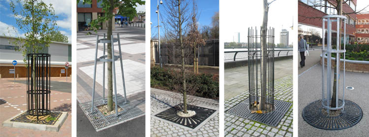 The Best Protection For Young Trees