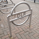 DLR Cycle Stands