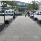 What difference can street furniture make to hospitals?