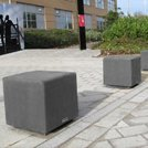 New concrete seating ranges