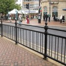 The Importance of Guardrails for Pedestrian Safety in Busy Cities