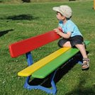 New outdoor furniture for schools & nurseries