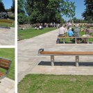 Case Study - Outdoor Seating - The Bancroft Gardens
