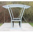 3 new economy cycle shelters