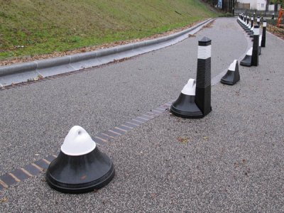 BELL100 & BELL138 Bell cast iron bollard housing CIT538 City bollard
