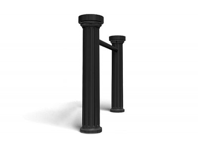 DOR601 Doric single-rail cycle stand