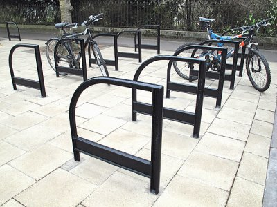 LAM750 Lambeth cast iron cycle stands