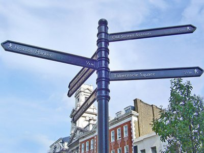 Guildford Fingerpost, FFB6 Ball Finial
