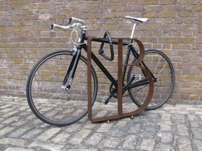 Letterform Cycle Stand B