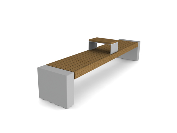 Surprising Elements Concrete Block Ends Benches And Seating Beatyapartments Chair Design Images Beatyapartmentscom