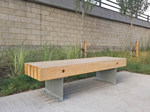Fordham Benches Amp Seats Contemporary Urban Seating
