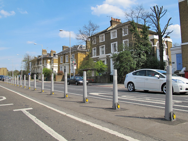 Capital Cast Iron Or Timber Bollard Streets And Roads