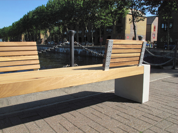 Awesome Elements Concrete Block Ends Benches And Seating Spiritservingveterans Wood Chair Design Ideas Spiritservingveteransorg
