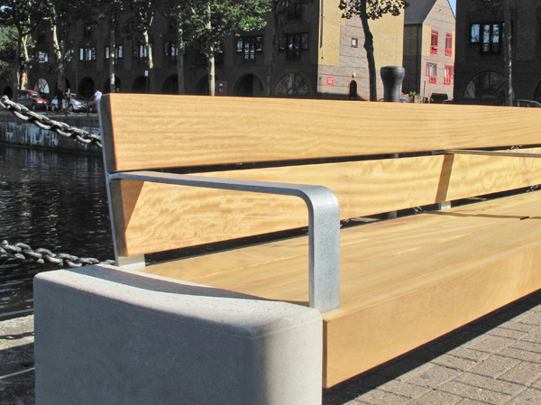 Elements Concrete Block Ends Benches And Seating