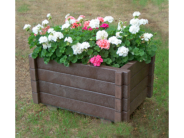 Perth Recycled Plastic Outdoor Large Planter Boxes Uk