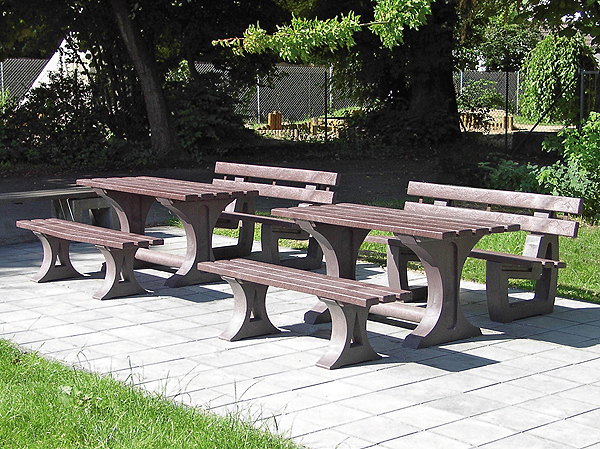 Peb 7 Perth Benches And Pet7 Tables