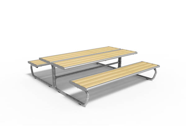 Kinder Picnic Benches Picnic Tables Ideal For Children - 6 sided picnic table
