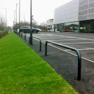College Perimeter Protection Barriers