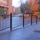 Linx 300 Railings